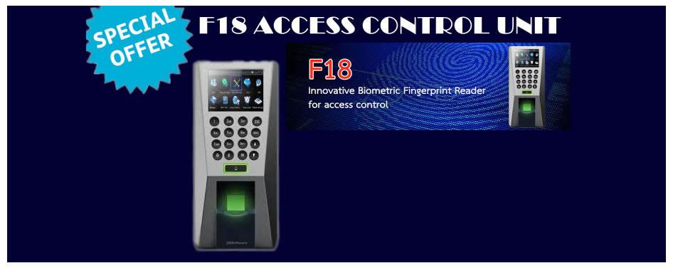 F18 Access Control Reader    Access Control Reader  Access