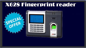 fingerprint readers specials